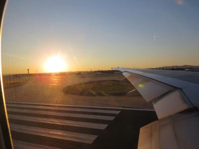 東京~フランクフルト間の弾丸旅行⑤フランクフルト~東京国際空港へ