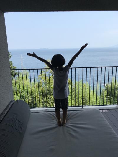 【2018・8】伊豆の夏旅~東急ハーヴェストクラブVIALA annex熱海伊豆山