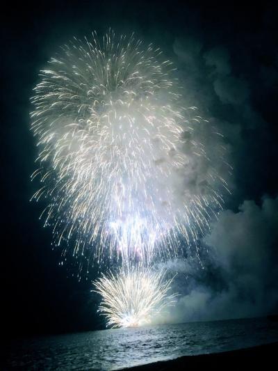茅ヶ崎サザンビーチの花火大会2018