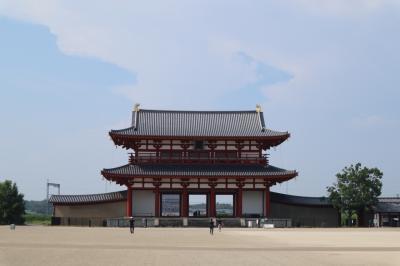 酷暑でも奈良定番コース