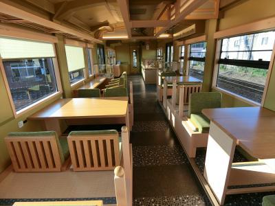 2018年 7月 山口県 観光列車 「〇〇のはなし」
