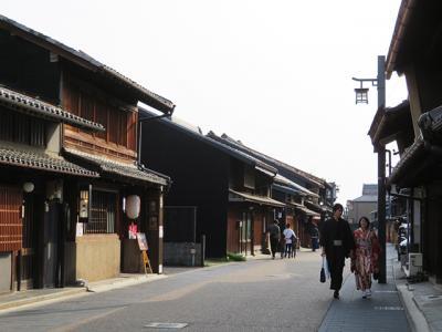 【春の18切符】岐阜と富山の旅①岐阜市