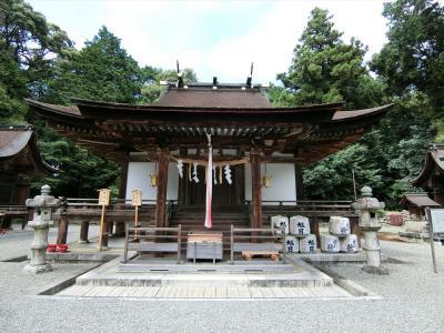 2018年 7月 滋賀県 野洲市 御上神社