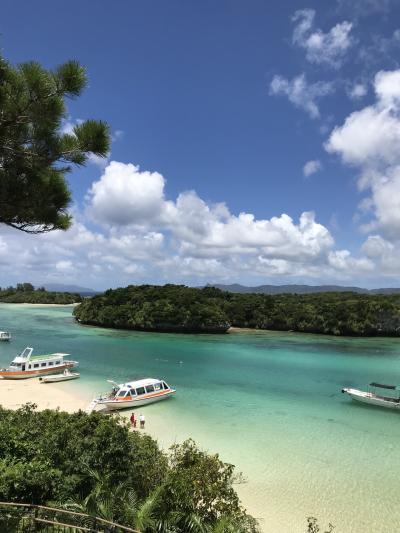 2018夏 石垣島と小浜島のはいむるぶしで過ごす 1