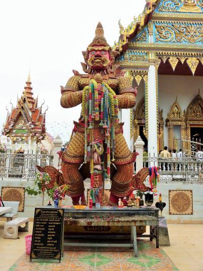 バンコク MRT「フアイ クワン」駅周辺のお寺歩き