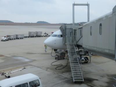 広島に思いを寄せて(1)JAL空旅で広島へ・ANAクラウンプラザホテル広島