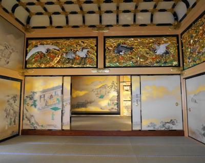名古屋城本丸御殿は豪華絢爛