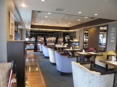 広島に思いを寄せて(6)ANAクラウンプラザホテル広島・クラブラウンジの朝食