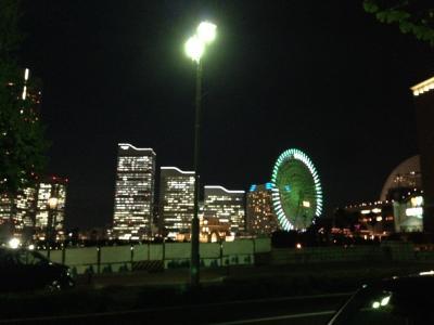 2014.7 横浜出張 6泊7日