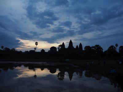 2018夏① カンボジア&ベトナム:アンコールワット遺跡群