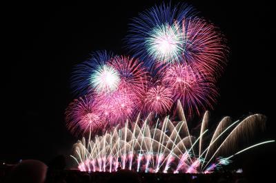 ブララブコー 「念願の長岡花火大会は感動のオンパレード♪」
