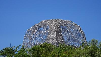 六甲高山植物園からの帰り、六甲ガーデンテラス に立ち寄りました。