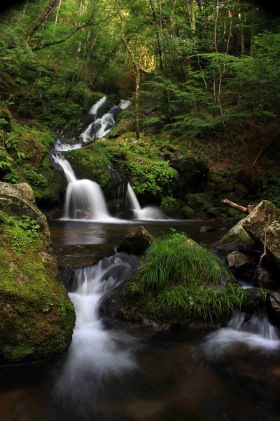 ◆花園&猿ヶ城渓谷(北茨城市)の滝めぐり