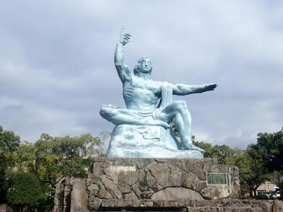 九州縦断旅(26)長崎原爆資料館と平和公園