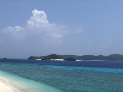 世界が恋する海 慶良間諸島へ2018 阿嘉島-1