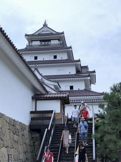 真夏の会津旅行(第二日目)