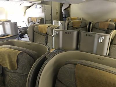 ヨーロッパ旅行 アシアナ航空ビジネスクラス編2018 何かが違うぞ⁉︎ローマ線