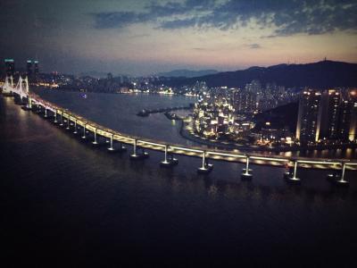 釜山でひとり食べ飲み~