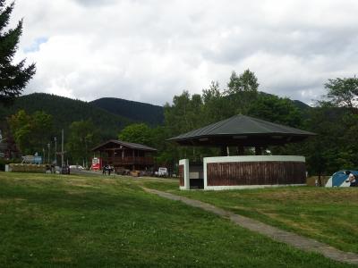 久しぶりの家族キャンプ☆かなやま湖畔キャンプ場