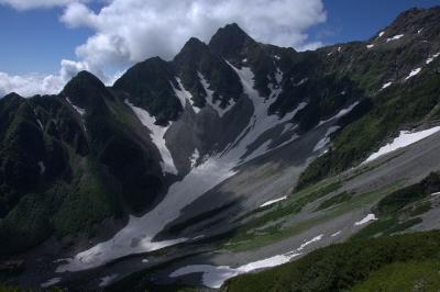 おばさんの冒険 盛夏 涸沢から北穂高を歩く。①