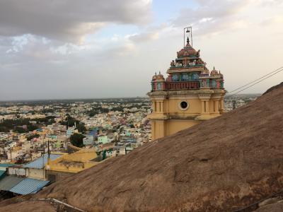 南インド旅行 チェンナイ・ティルチラパッリ
