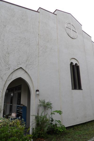 金沢キリストの教会(横浜市金沢区町屋町)