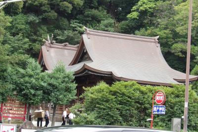 瀬戸神社遠望
