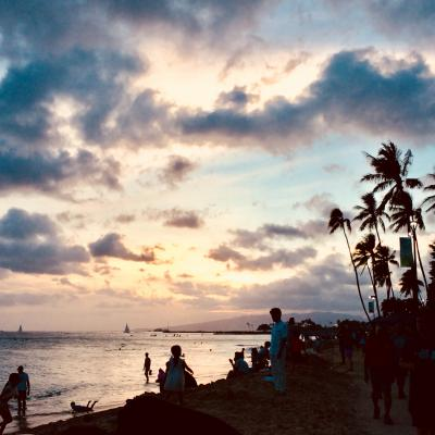 8歳児(小2)と行くハワイ旅行 Vol.4:7~9日目