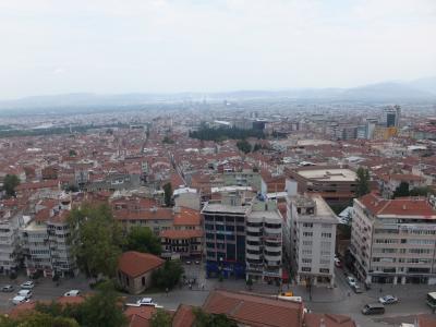 ⑤2回目トルコ イスタンブール マルディン ネムルトダーゥ ブルサ
