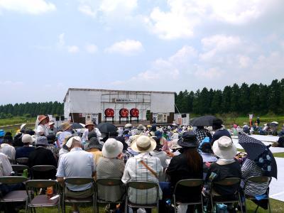 DRUM TAOよみうりスペシャルライブと花公園散策の旅