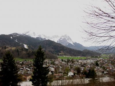 2018年 アルザス・スイス・南ドイツの旅 ⑬ガルミッシュ・パルテンキルヘン