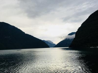 フィヨルドを求め北欧3ヵ国周遊旅 3日目