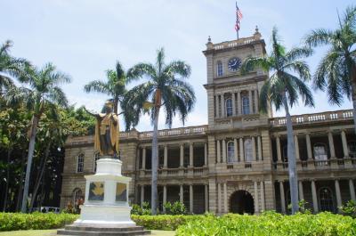 夏休み'18は初ハワイへ!【Hawaii Five Oを感じながらダウンタウン観光を】