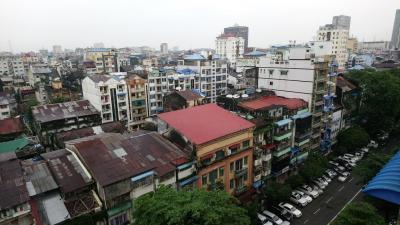 ラスト・フロンティア*ミャンマー 6日目 ヤンゴン