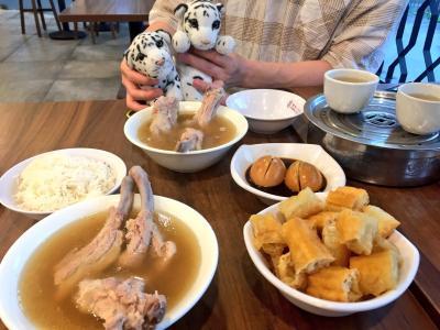 シンガポール旅行記2018(2) 食べて歩き回って盛りだくさんな2日目