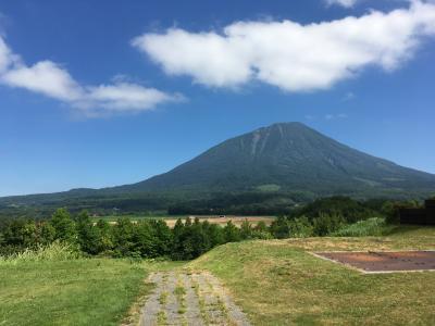 食べるためにここに来た!夏の北海道旅/ニセコ・真狩編