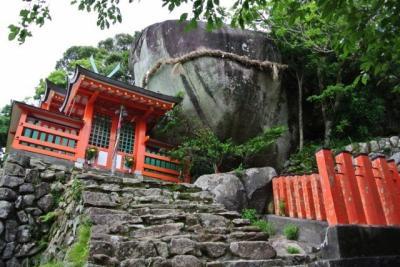 熊野本宮大社で厄払いし、世界遺産つぼ湯有する湯の峰温泉湯の峰荘で硫黄泉を満喫最後はパワースポット神倉神社!