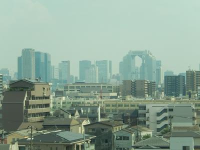 博多駅~東京駅までの新幹線に久しぶりに乗りました②新大阪駅~東京駅迄