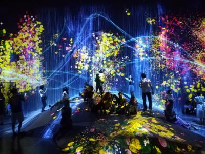 幻想的!デジタルアートミュージアムの世界♪~2018~