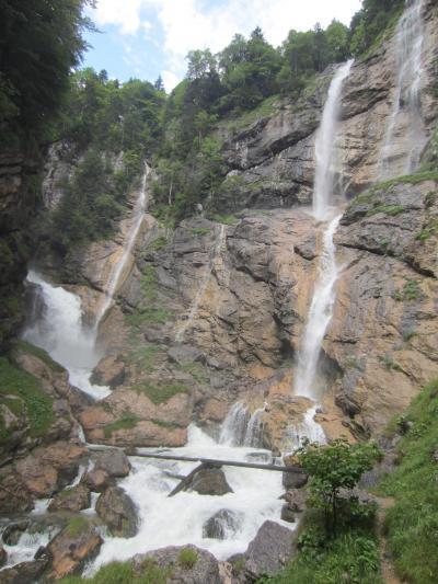 2018年オーストリアの旅 №5       *** Malerweg ハイキング へ***