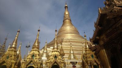 ラスト・フロンティア*ミャンマー 7日目 ヤンゴン