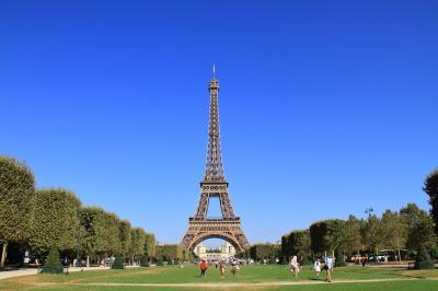 子連れ旅行 フランス・パリ2 その2 パリと言えばココ。というシンボル的なところを先ずは見るのだ。