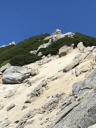 南アルプス・甲斐駒ヶ岳ハイキング