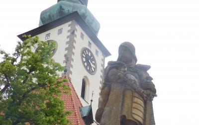 春のチェコとウィーンを巡る(チェコ編) 19 8日目③ ターボル