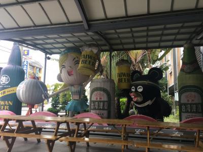 夏休み2018 台南編続き