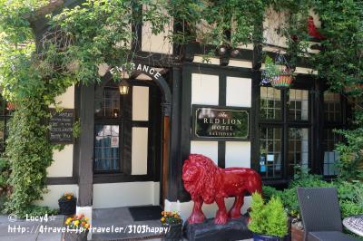JALビジネス☆マイレージ 浦島さん的個人旅行(レッド・ライオン・ホテル☆ソールズベリー宿泊編)(Best Western Red Lion Hotel)