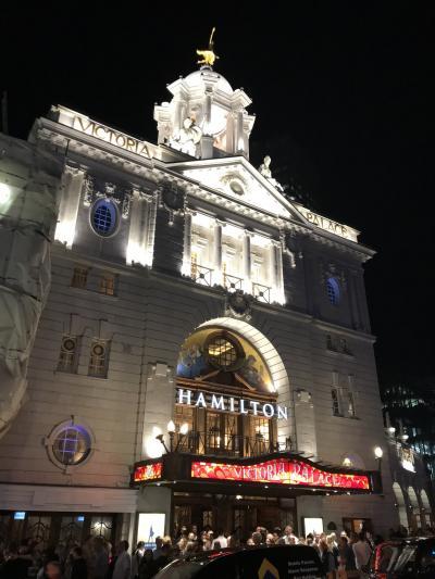 ロンドンでミュージカル三昧2018夏 1 ~JALビジネスクラスでヒースロー空港