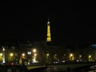 パリへ。ハルキとかおるの一週間の旅 ~午後のシテ島~