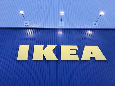 家族でお出かけ ~三郷IKEA~