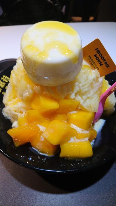 2018 夏 台湾② 北京ダックとマンゴーかき氷と糖村ヌガーにユアン石鹸そしてビルケンシュトック
